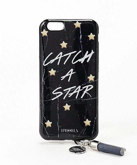 <アイフォリア/IPHORIA> Pendant au Portable Catch a Star スマートフォンケース(iPhone6/6s対応)(81050) ソノタ 【三越・伊勢丹/公..