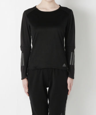 【SALE(伊勢丹)】<アディダス/adidas> RESPONSE Tシャツ(BQ3591/BP7441/CF2033) BLACK<三越・伊勢丹/公式>画像