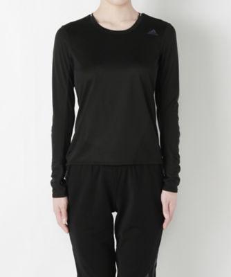 【SALE(伊勢丹)】<アディダス/adidas>【S】リフレクトTシャツ(BR6729/BR5901) BLACK<三越・伊勢丹/公式>画像