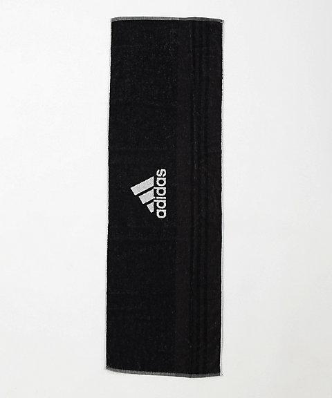三越・伊勢丹オンラインストア<アディダス/adidas> スポーツタオルBOX入り(CX3995) ブラック/カーボン 【三越・伊勢丹/公式】