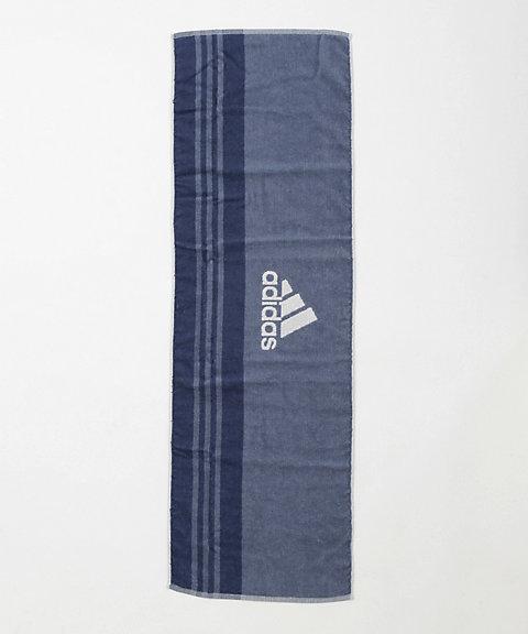 三越・伊勢丹オンラインストア<アディダス/adidas> スポーツタオルBOX入り(DM8773) ブルー 【三越・伊勢丹/公式】
