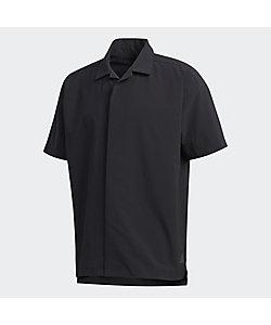 半袖シャツ M TEC SEエリツキシャツ FM5405