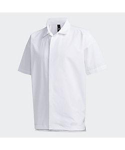 半袖シャツ M TEC SEエリツキシャツ FM5411
