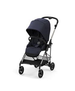 CYBEX(Baby&Kids)/サイベックス 【ノベルティ付き】MELIO (アルミフレーム)【2021年リニューアルモデル】