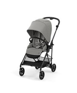 CYBEX(Baby&Kids)/サイベックス 【ノベルティ付き】MELIO カーボン(ソーホーグレイJP)】【2021年リニューアルモデル】