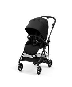 CYBEX(Baby&Kids)/サイベックス 【ノベルティ付き】MELIO カーボン(ディープブラックJP)【2021年リニューアルモデル】