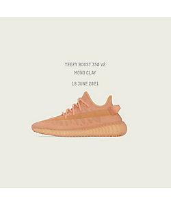 adidas Yeezy by Kanye West(Men)/アディダス イージー バイ カニエウェスト スニーカー YEEZY BOOST 350 V2 MONO CLAY