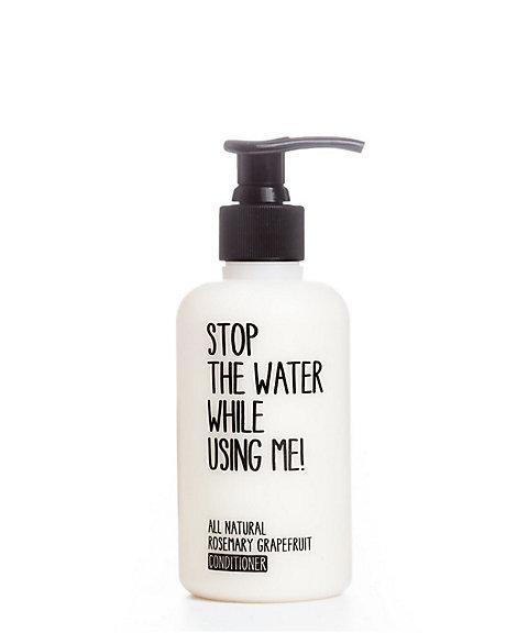 【送料無料】<ストップ ザ ウォーター ホワイル ユージング ミー!/STOP THE WATER WHILE USING ME!> R & Gコンディショナー(ローズマリー&グレープフルーツ)【三越・伊勢丹/公式】