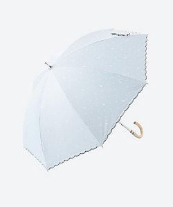POLO RALPH LAUREN(Women)/ポロ ラルフローレン(婦人雑貨) 晴雨兼用ショート傘 ストライプ×ドット