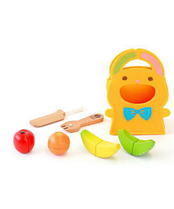 WOODYPUDDY(Baby&Kids)/ウッディプッディ はじめての食育 もぐもぐフルーツセット