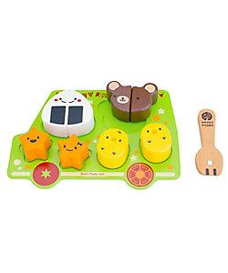 WOODYPUDDY(Baby&Kids)/ウッディプッディ はじめての食育 キッズプレートセット