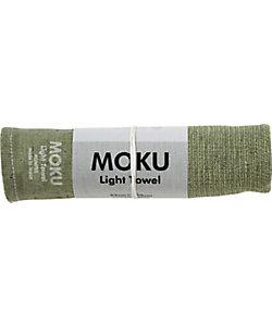KONTEX/コンテックス MOKU ライトタオル Mサイズ(フェイスタオル)