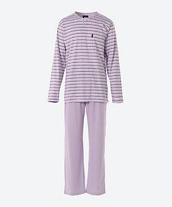 LANVIN COLLECTION(Men)/ランバン 長袖スポーツパジャマ