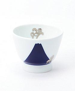 深川製磁/フカガワセイジ 瑠璃富士白金蕨 アルテ・ウァン