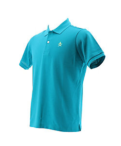 Munsingwear/マンシングウェア メンズマナード鹿の子半袖シャツ