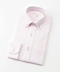 IMZ(Men)/イムズ 長袖ドビーシャツ(ZMD811‐210)