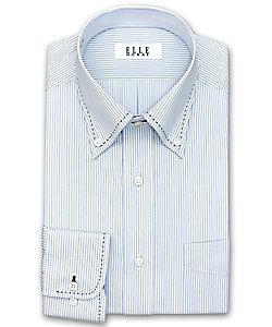 ELLE(Men)/エル ボタンダウン 長袖ストライプシャツ