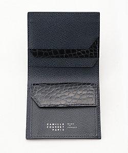 Camille Fournet/カミーユ・フォルネ コンパクト二つ折財布 小銭入れ付(2122‐76229V5508)