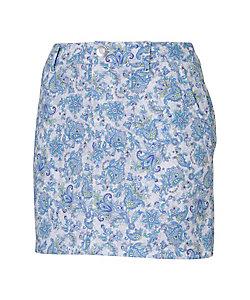 Kappa/カッパ ペイズリー柄レディスプリーツスカート