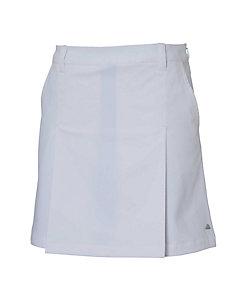 Kappa/カッパ 二重織無地レディスプリーツスカート