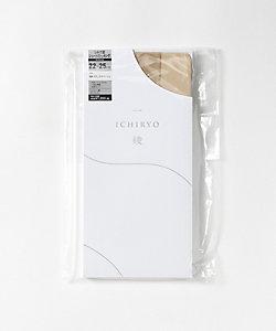 ICHIRYO/イチリョウ シルク混ひざ下ストッキング(NHS105)