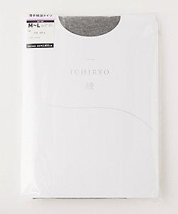 ICHIRYO/イチリョウ 薄手綿混タイツ(NH108)
