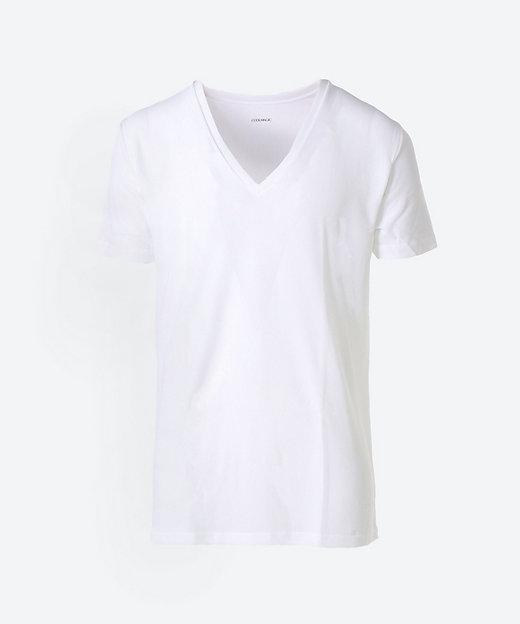 <COOL MAGIC(Men)/クールマジック> VネックTシャツ 03シロ【三越伊勢丹/公式】| メンズファッショントレンド