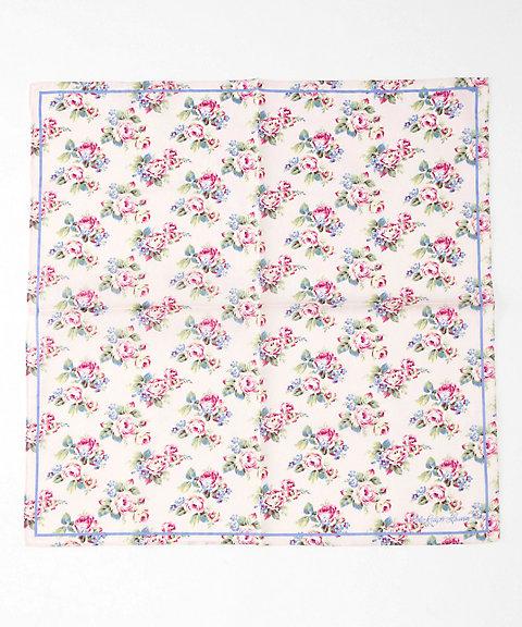 91e82d85a983a4 <POLO RALPH LAUREN/ポロラルフローレン> 花柄ハンカチーフ(12001073) ピンク