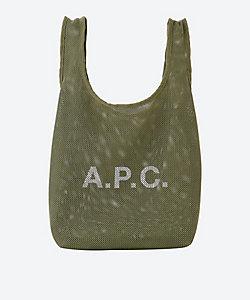 A.P.C.(Men)/アーペーセー Rebound ショッピングバッグ 24214102029