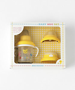 MIKI HOUSE(Baby&Kids)/ミキハウス マグセット