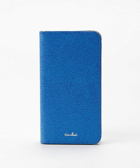 <エアリスト/airlist> 「ヴィヴィッド」スマートフォンケース(iPhone7対応)(24615) ブルー(80) 【三越・伊勢丹/公式】