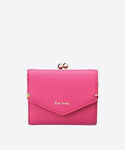 Paul Smith (Bag&SLG)/ポール・スミス ハイライトステッチ 三つ折り口金付き財布