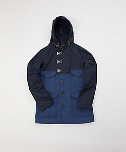 Nigel Cabourn (Men)/ナイジェル・ケーボン ジャケット CLASSIC CAMERANAN JACKET VENTILE HARRIS TWEED 80411100000