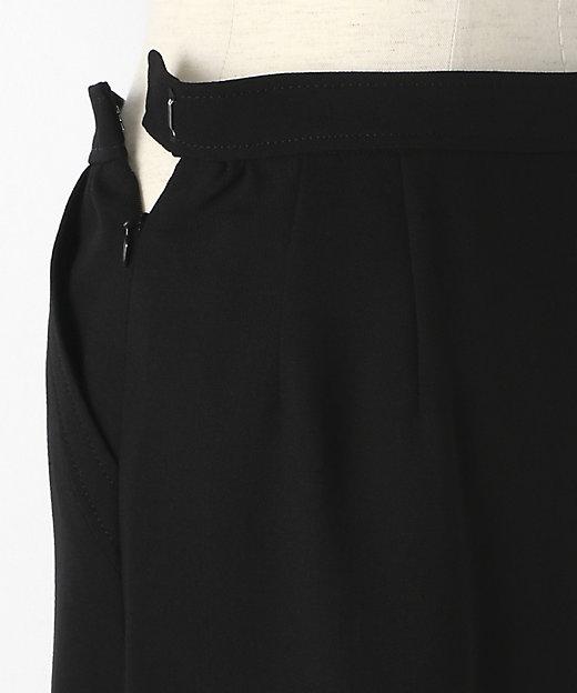 ウールツイルスカート