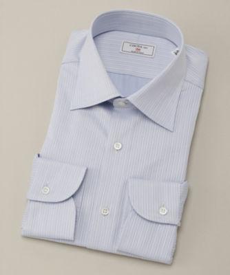 <CHOYA1886/チョーヤ1886> 長袖ワイシャツ(CVD012-450) 450スカイブルー<三越・伊勢丹/公式>
