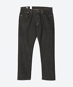 EDWIN(Men大きいサイズ)/エドウイン 【紳士大きいサイズ】レギュラーストレートジーンズ ブラックデニム36インチ