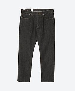 EDWIN(Men大きいサイズ)/エドウイン 【紳士大きいサイズ】レギュラーストレートジーンズ ブラックデニム38~44インチ