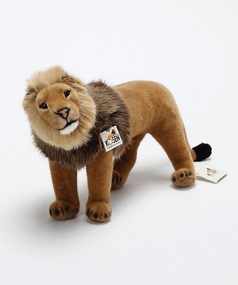 ぬいぐるみ・おすライオン