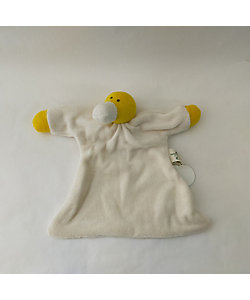 ATELIER NIKI TIKI(Baby&Kids)/アトリエ ニキティキ <ナンヒェン>ほおずり人形 あひる 黄