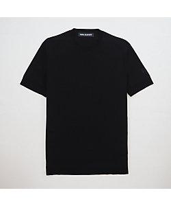 Neil Barrett(Men)/ニール バレット トラベルテクノニットTシャツ PBMA1063E N610