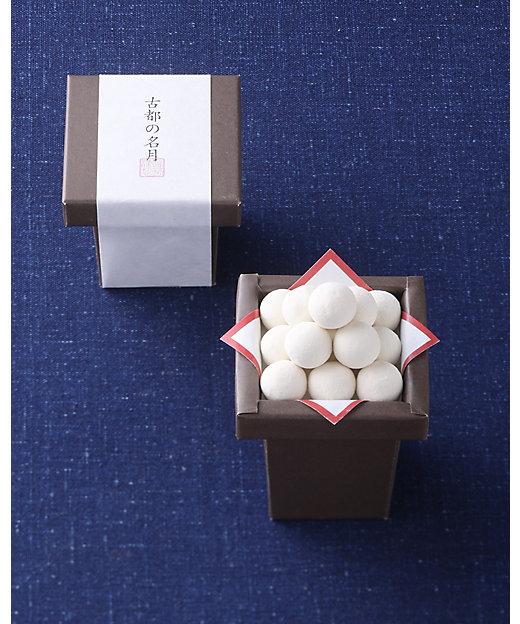 <塩芳軒/シオヨシケン> 京都/古都の名月(和菓子)【三越伊勢丹/公式】