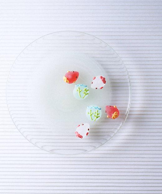 <俵屋吉富/タワラヤヨシトミ> 京都糖蜜ボンボン「金魚づくし」(和菓子)【三越伊勢丹/公式】