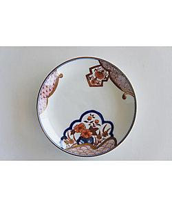 ARITA PORCELAIN LAB/アリタポーセリンラボ 平皿(小) ゴールド花ぎり