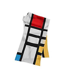 MoMA/モマ モンドリアン スカーフ