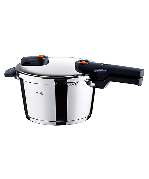 <Fissler/フィスラー> ビタクイックプラスオレンジ 4.5L 圧力鍋【三越伊勢丹/公式】