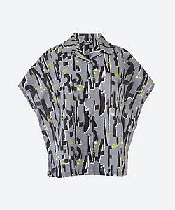 marble SUD(Women/大きいサイズ)/マーブルシュッド カレッジシャツ