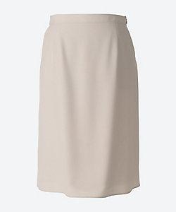 NEWYORKER L(Women/大きいサイズ)/ニューヨーカーL ウォッシャブルシャドーストライプ Aラインスカート