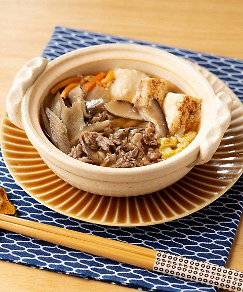 <わんまいる> 肉豆腐【三越・伊勢丹/公式】