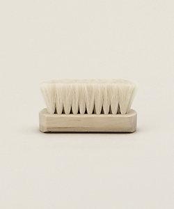宇野刷毛ブラシ製作所/ウノハケブラシセイサクジョ 靴ブラシ 小 山羊毛
