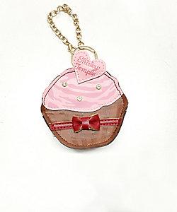 マロンクリーム x Shirley Temple /シャーリーテンプル マロンクリームコラボエコバッグ カップケーキ